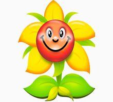 happy flower Unisex T-Shirt