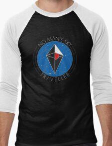 No Man's Sky Traveller Men's Baseball ¾ T-Shirt