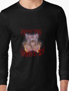 Doggy Dog World Metal Band Long Sleeve T-Shirt
