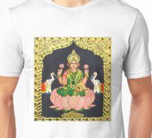 Goddess of wealth- Lakshmi Unisex T-Shirt
