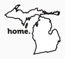 Michigan. Home. by Carolina Swagger