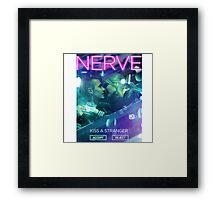 Nerve Framed Print