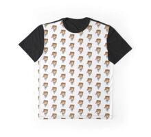 Cyber Honoka Kousaka Chibi Graphic T-Shirt
