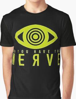 NERVE  Graphic T-Shirt