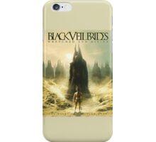 Black Veil Brides 'Wretched & Divine' Album Cover Design iPhone Case/Skin
