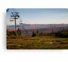 Southward view - Gore Mtn. Canvas Print
