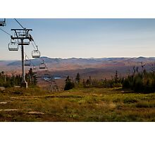 Southward view - Gore Mtn. Photographic Print