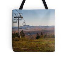 Southward view - Gore Mtn. Tote Bag