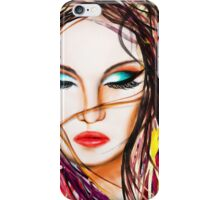 Dreaming Girl iPhone Case/Skin