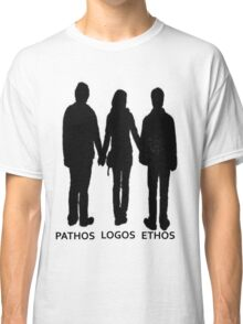 The Golden Trio-Elements of Persuasion Classic T-Shirt