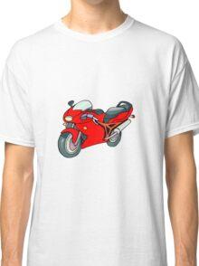 red bike Classic T-Shirt