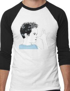 cheeky boy Men's Baseball ¾ T-Shirt