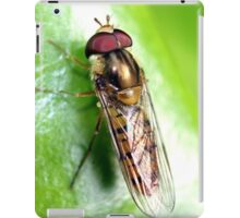 Hedgerow Insect iPad Case/Skin