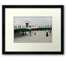 Ramoji Films Framed Print