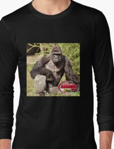 Dicks out for Harambe Movement 2016 Long Sleeve T-Shirt