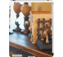 Pig Bookends iPad Case/Skin