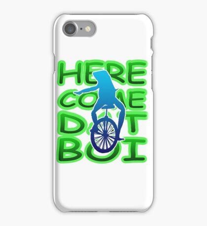 Here come dat boi iPhone Case/Skin