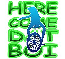 Here come dat boi Photographic Print
