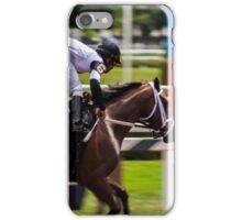 Saratoga - 6 horse iPhone Case/Skin