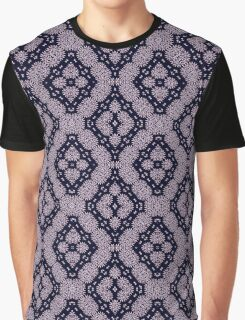 Mosaic of Flowers Graphic T-Shirt