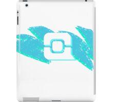 tPC Swoosh Logo Icon - Light iPad Case/Skin