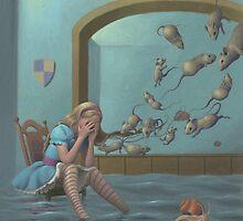 Alice's Pool of Tears by Mark Elliott