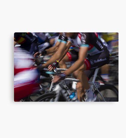 Giro d'Italia Canvas Print