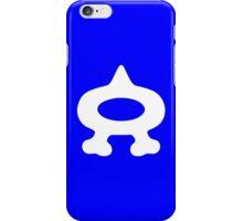 Team Aqua (Style A) iPhone Case/Skin