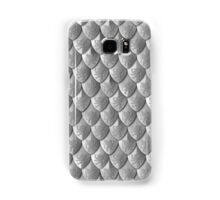 Griffin Scale Armor - Silver Samsung Galaxy Case/Skin