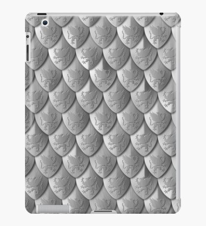 Griffin Scale Armor - Silver iPad Case/Skin
