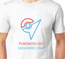 Pokemon Go Memories Stay Unisex T-Shirt