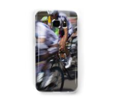 Bicycle race Samsung Galaxy Case/Skin