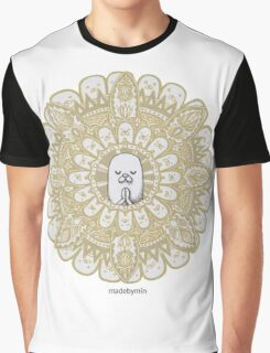 Golden Gondala  Graphic T-Shirt