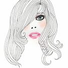Hair & Make-Up #2 by Laura J. Holman