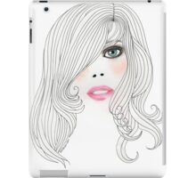 Hair & Make-Up #2 iPad Case/Skin