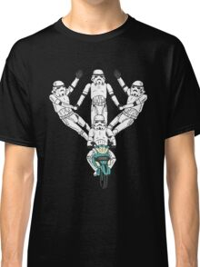 Storm Bike Stunt Classic T-Shirt