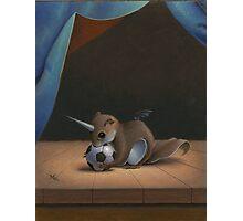 Uni Squirrel Photographic Print