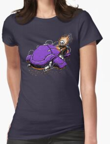Master Rider Womens Fitted T-Shirt