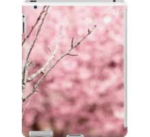 Pink Branches iPad Case/Skin