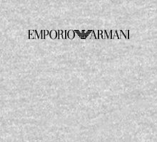 Emporio Armani Logo Unisex T-Shirt