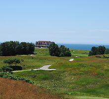 Golf Time - 11 by Debbie Mueller