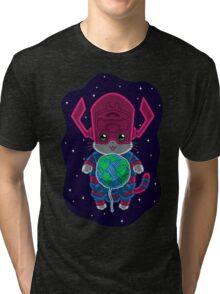 Cat-lactus Tri-blend T-Shirt