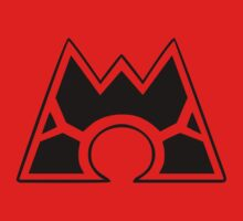 Team Magma (Style A) by James Hall