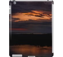 Rigby Island At Sunset iPad Case/Skin