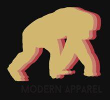 Monkey Business Tee One Piece - Short Sleeve