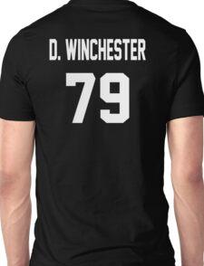 Supernatural Jersey (Dean Winchester) Unisex T-Shirt