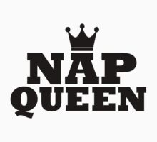 NAP QUEEN CROWN One Piece - Long Sleeve