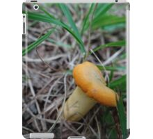 stand up straight iPad Case/Skin