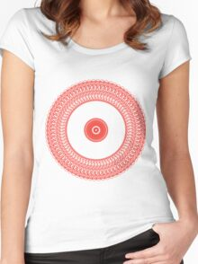 INNER CIRCLE Women's Fitted Scoop T-Shirt