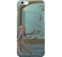 Alice's Pool of Tears iPhone Case/Skin